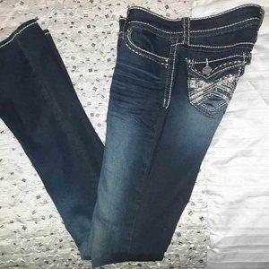 Hydraulic Lola curvy fit DK bling jeans